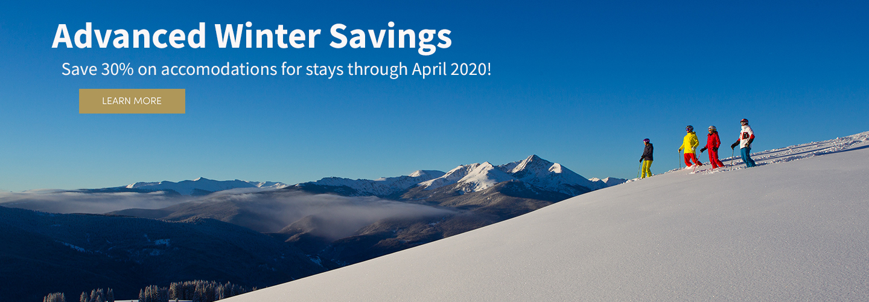 Spring Break Savings