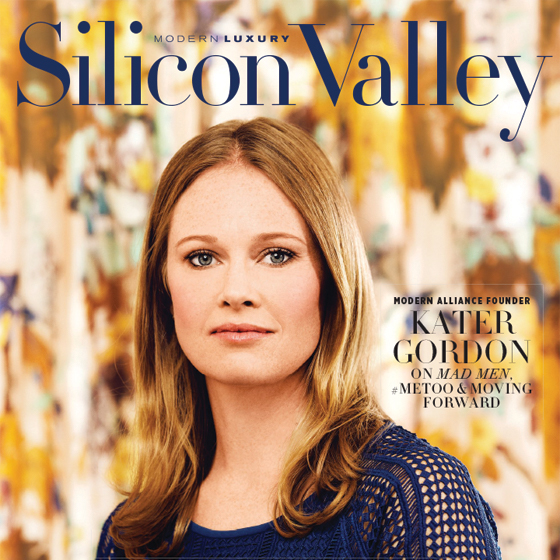 Modern Luxury Silicon Valley Apr May 2018 CVR