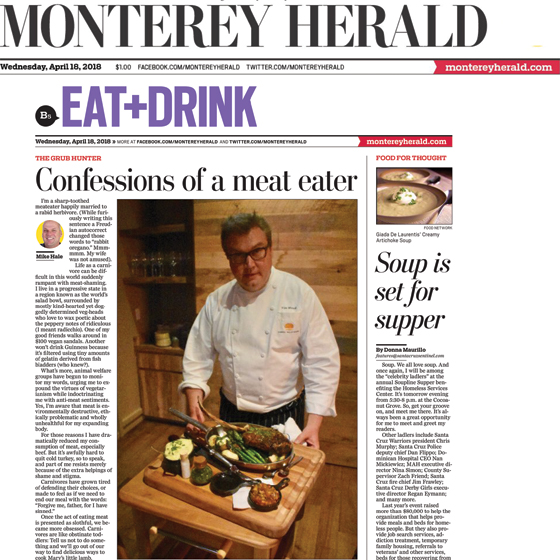 Monterey Herald April 18 2018