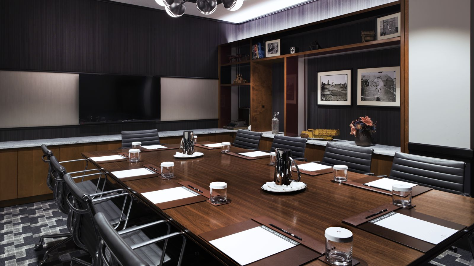 Chicago Athletic Association_Evers Boardroom_Thomas Shelby