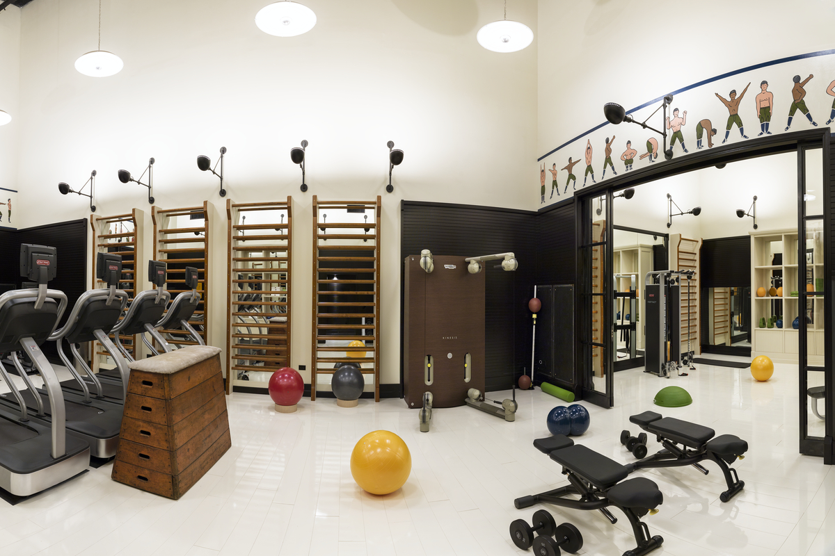 Chicago Athletic Association_Fitness Center_Thomas Shelby