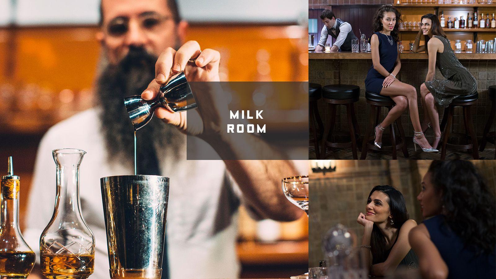 Milk Room