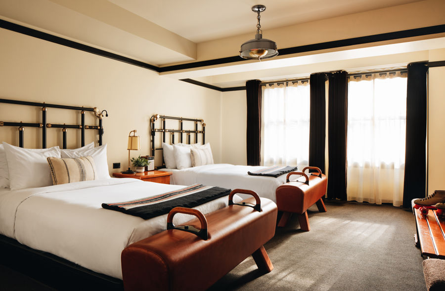 Chicago-Athletic-Association-Junior-Suite-2-Double-Beds-1