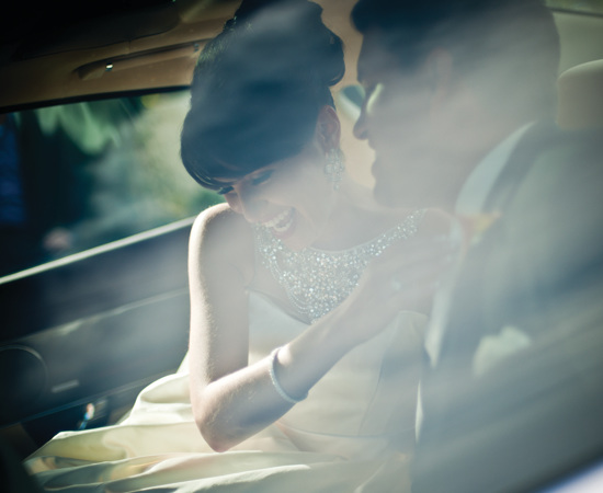Carmel Valley Ranch_Lifestyle_Weddings_couple in car