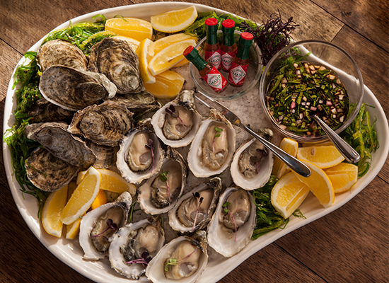 Oyster Hour