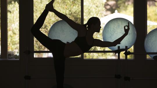 Carmel Valley Ranch_Activities_Yoga_restorative yoga in movement studio