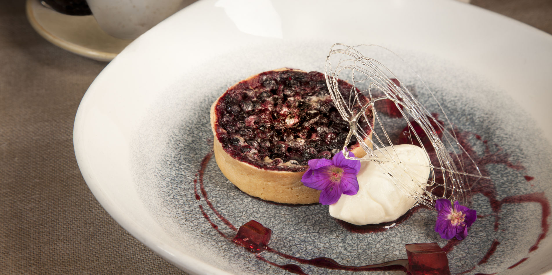 Carmel Valley Ranch_Dining_Dessert_Berry_Tart_BM