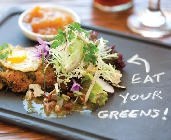 Carmel Valley Ranch_Dining_Food_Eat your greens