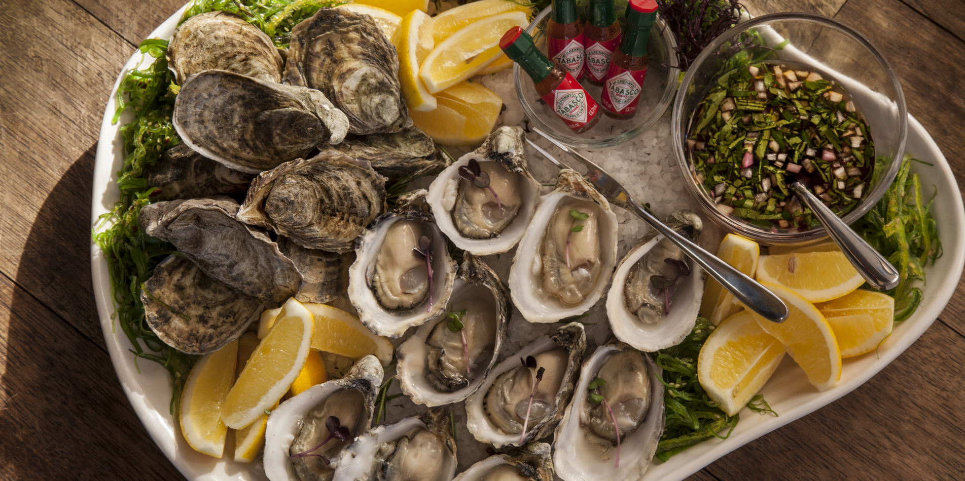 Carmel Valley Ranch_Dining_Oyster_Platter_BM