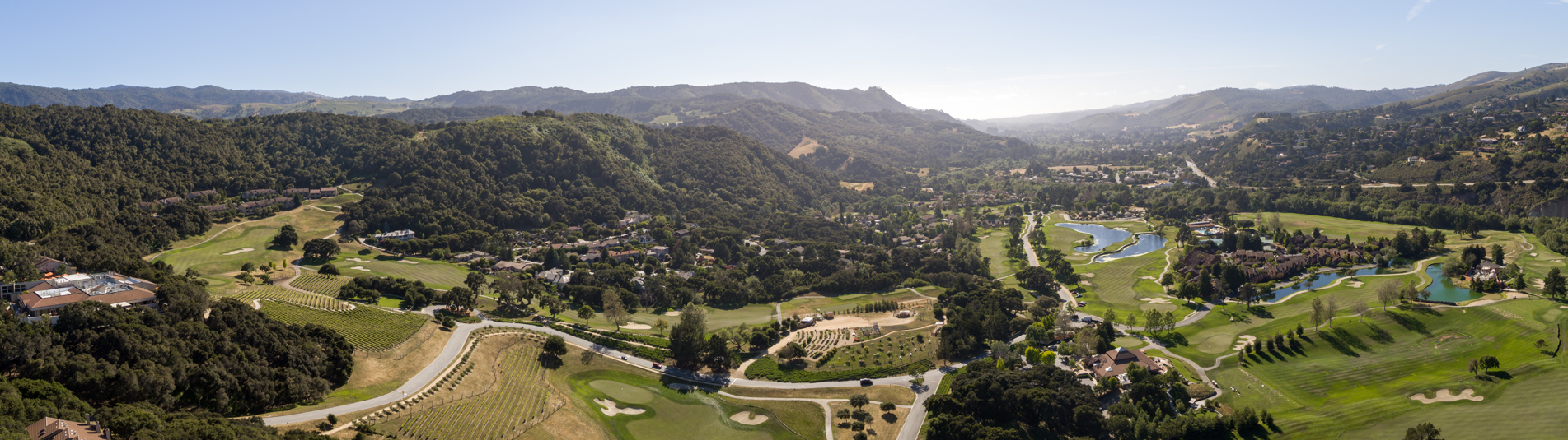 Carmel Valley Ranch_Property_Aerial_facing west_pano_LG Drone 66