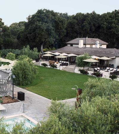 Carmel Valley Ranch, Carmel Valley, CA.