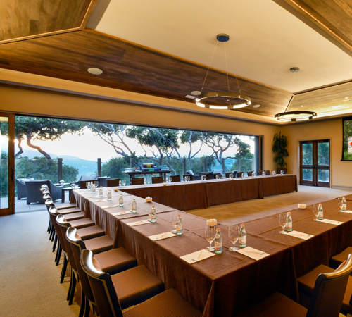 Carmel Valley Ranch_Vintner Room_Meetings_U Shape