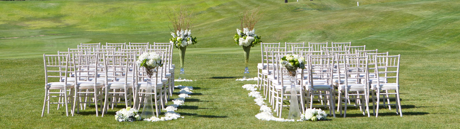 Carmel Valley Ranch_Weddings_ceremony on Valley View lawn