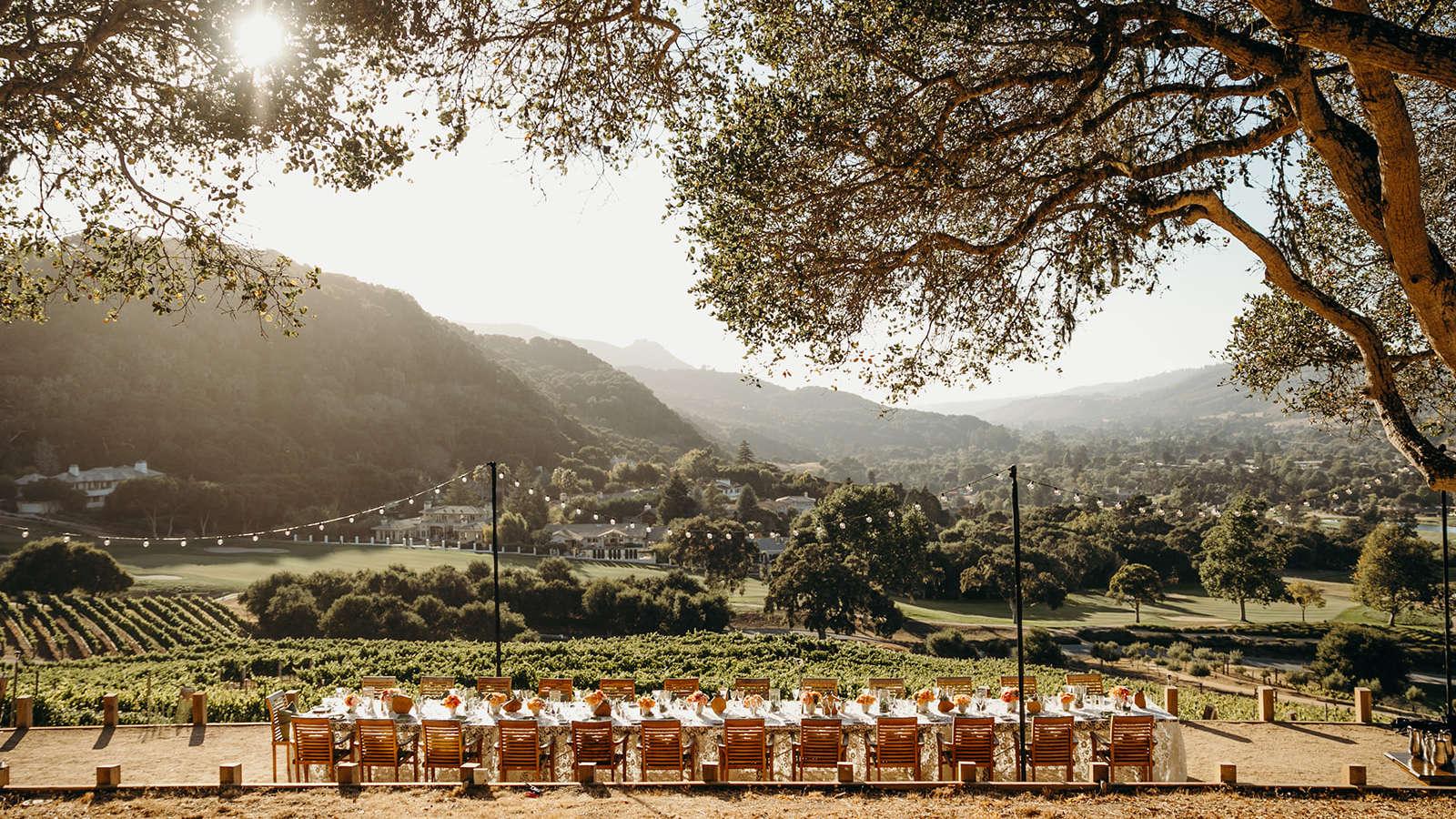 Carmel Valley Ranch_Weddings_Events_Harvest Landing_023_Katie Edwards