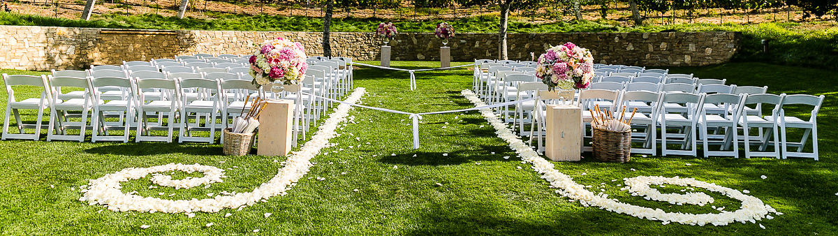 Carmel Valley Ranch_Weddings_Vineyard Lawn