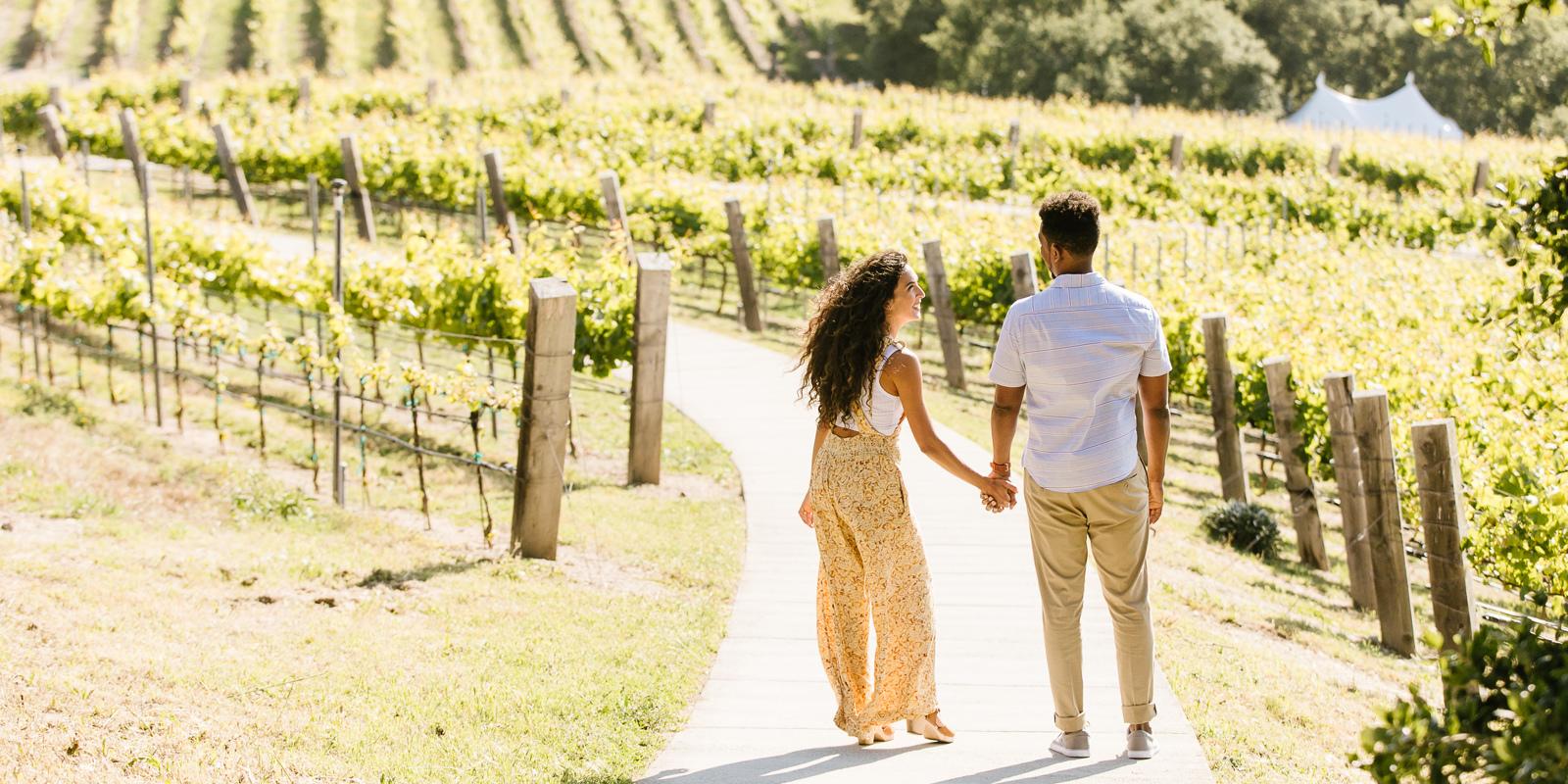 Carmel Valley Ranch_Lifestyle_Vineyard Walk_Couple_3341_KD