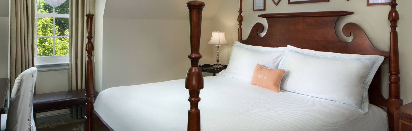 TheCarolinaInn_Accommodations_TraditionalSingleKing