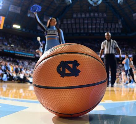 UNC basketball University of North Carolina Basketball v Miami Dean E. Smith Center Chapel Hill, NC Tuesday, February 27, 2018