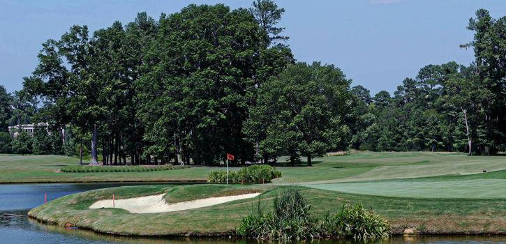 UNC Finley Golf Course