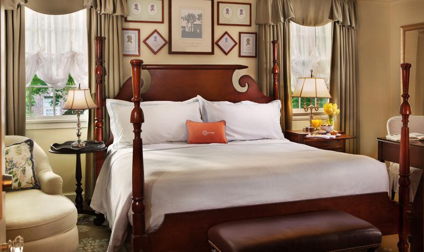 The Carolina Inn King Room