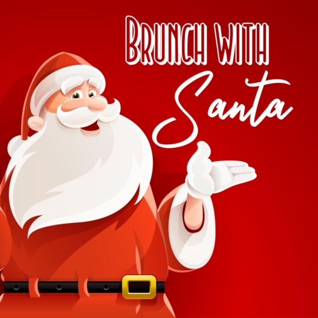 Brunch with Santa 2020
