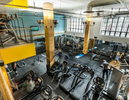 Christiania_Vail Vitality Center Fitness Floor_New