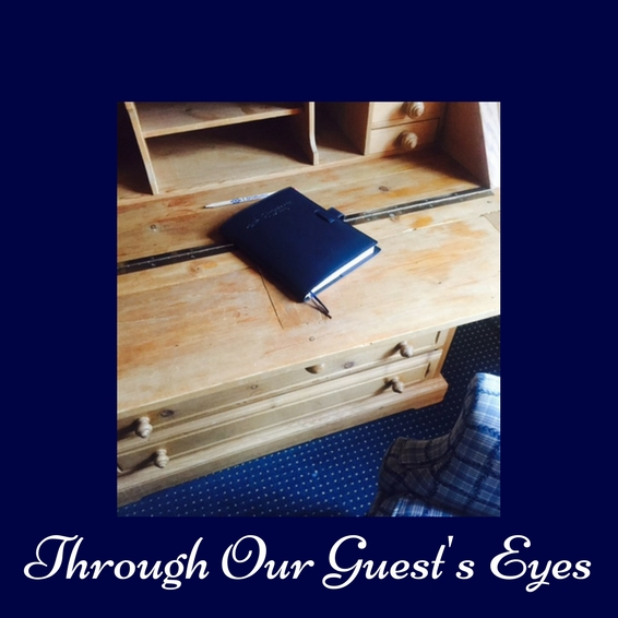 Through Our Guest's Eyes - June 13, 2017