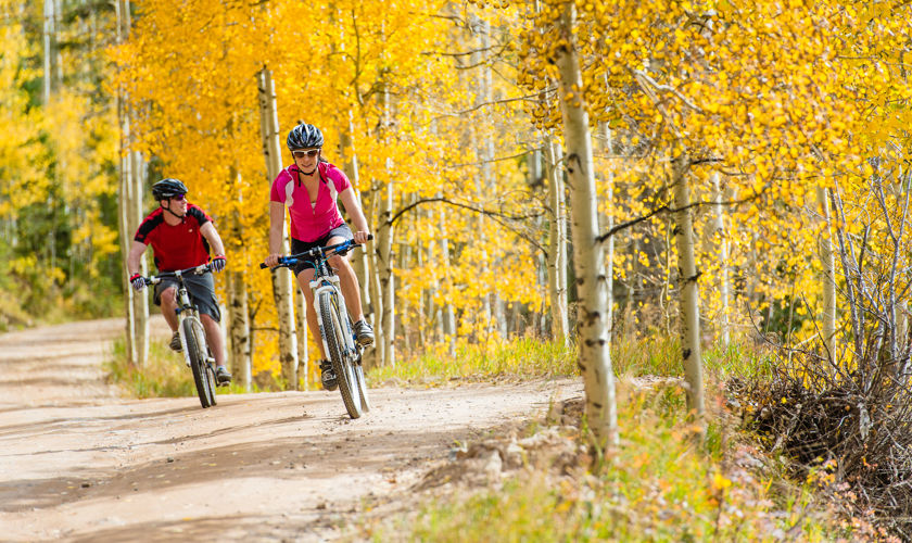Fall in Vail