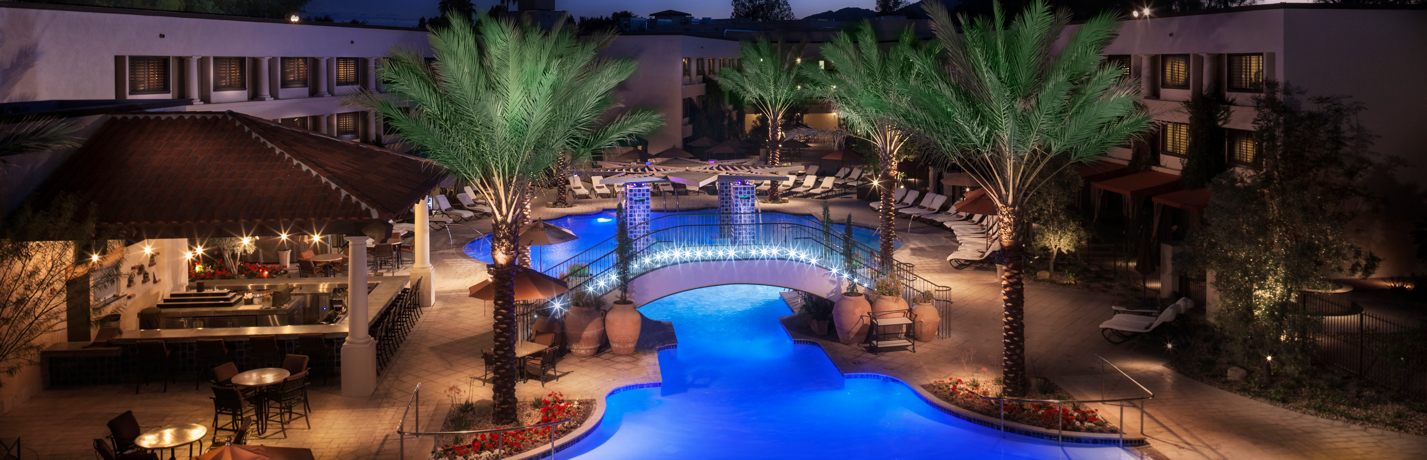 The Scottsdale_Pool_McCormickPoolTwilight