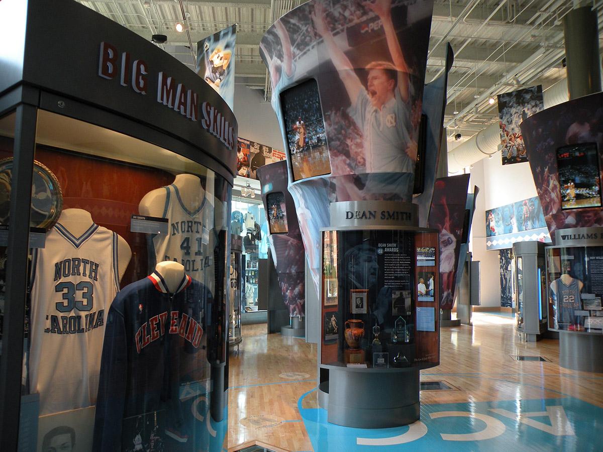 UNC Basketball Museum
