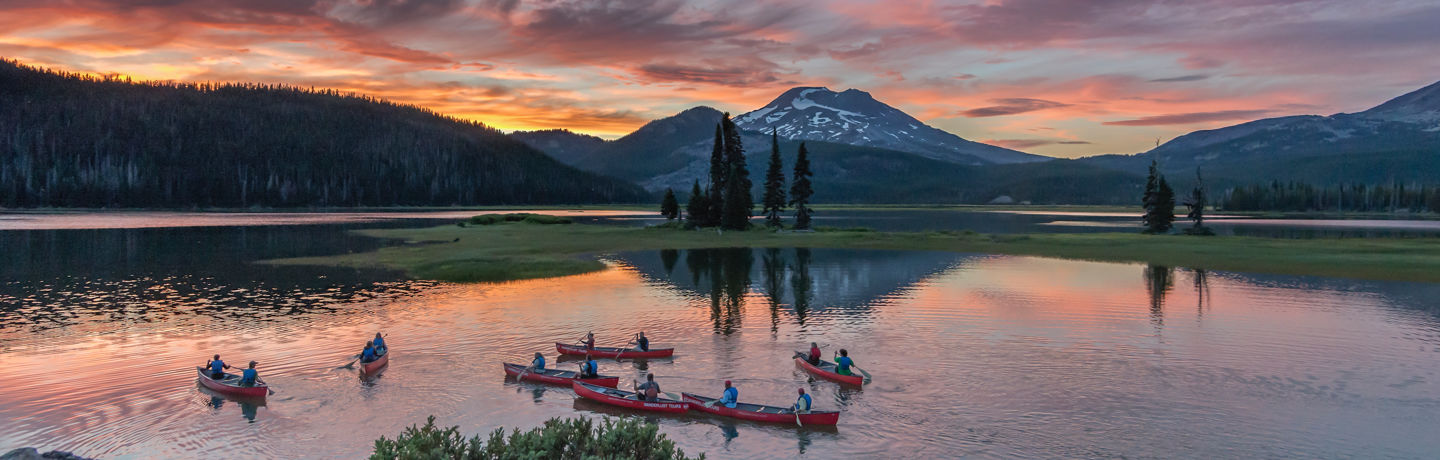 Sunriver-Resort_Destination Discoveries_Sparks Lake