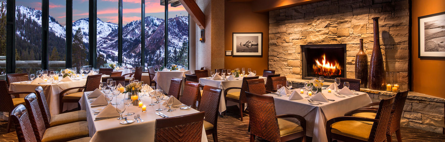 Resort at Squaw Creek_Restaurant_Six Peaks Grille Private Dining Room