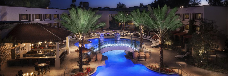 The Scottsdale_Pool_McCormickPoolTwilight