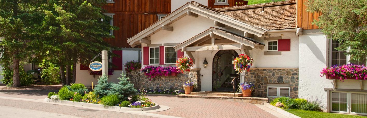 Exterior Property Entrance