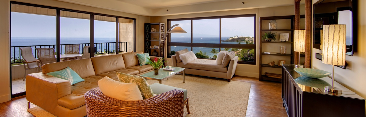 Two Bedroom Ocean Front