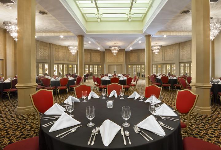 Elms_Grand Ballroom_Rounds Setup