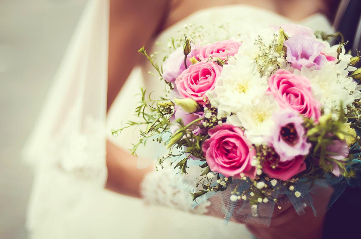 Wedding Bouquet in San Jose