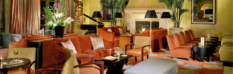 Hotel De Anza Dining Hedley Club Room