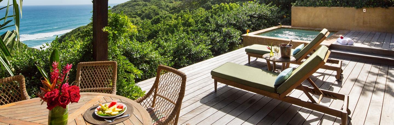 Royaly Isabela_Casita (hotel villa) private deck