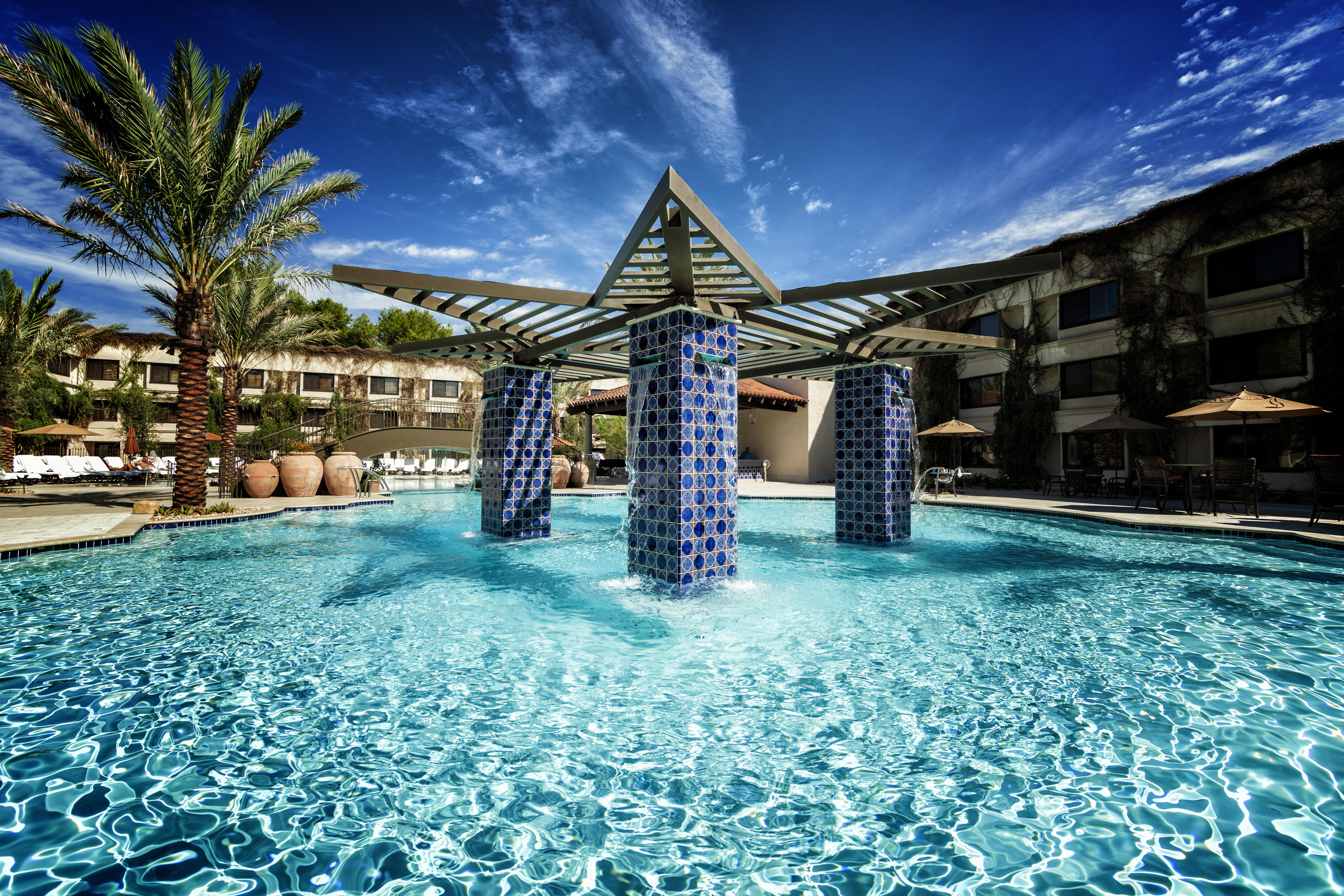 Scottsdale McCormick Pool Star