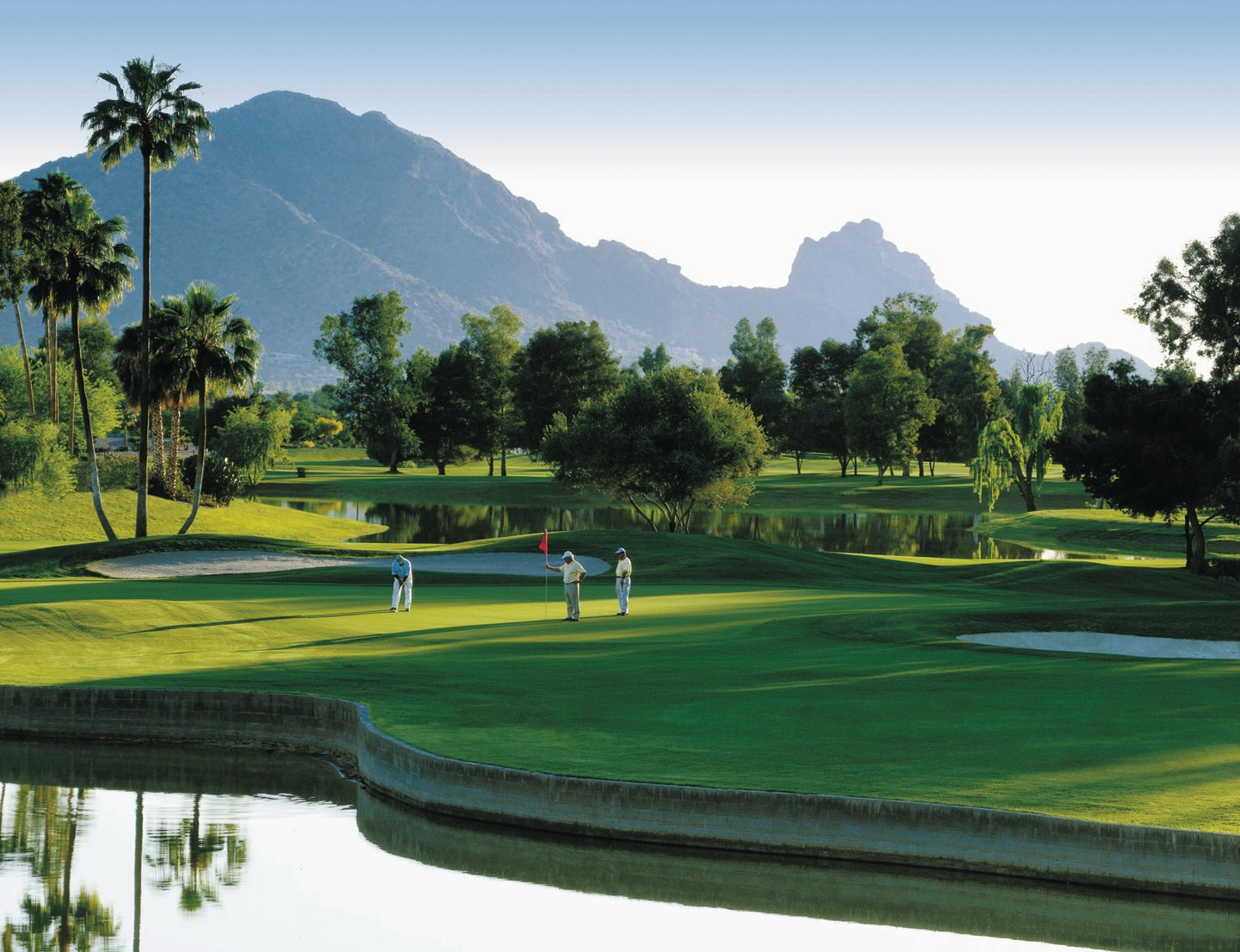 McCormick Golf Club Camelback