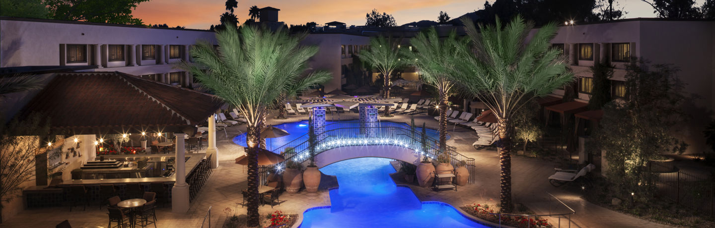 The Scottsdale Resort McCormick Pool