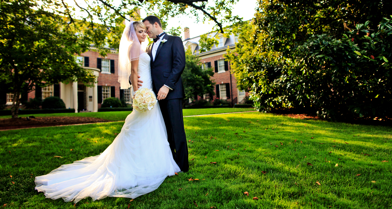 Romantic Carolina Inn Couple