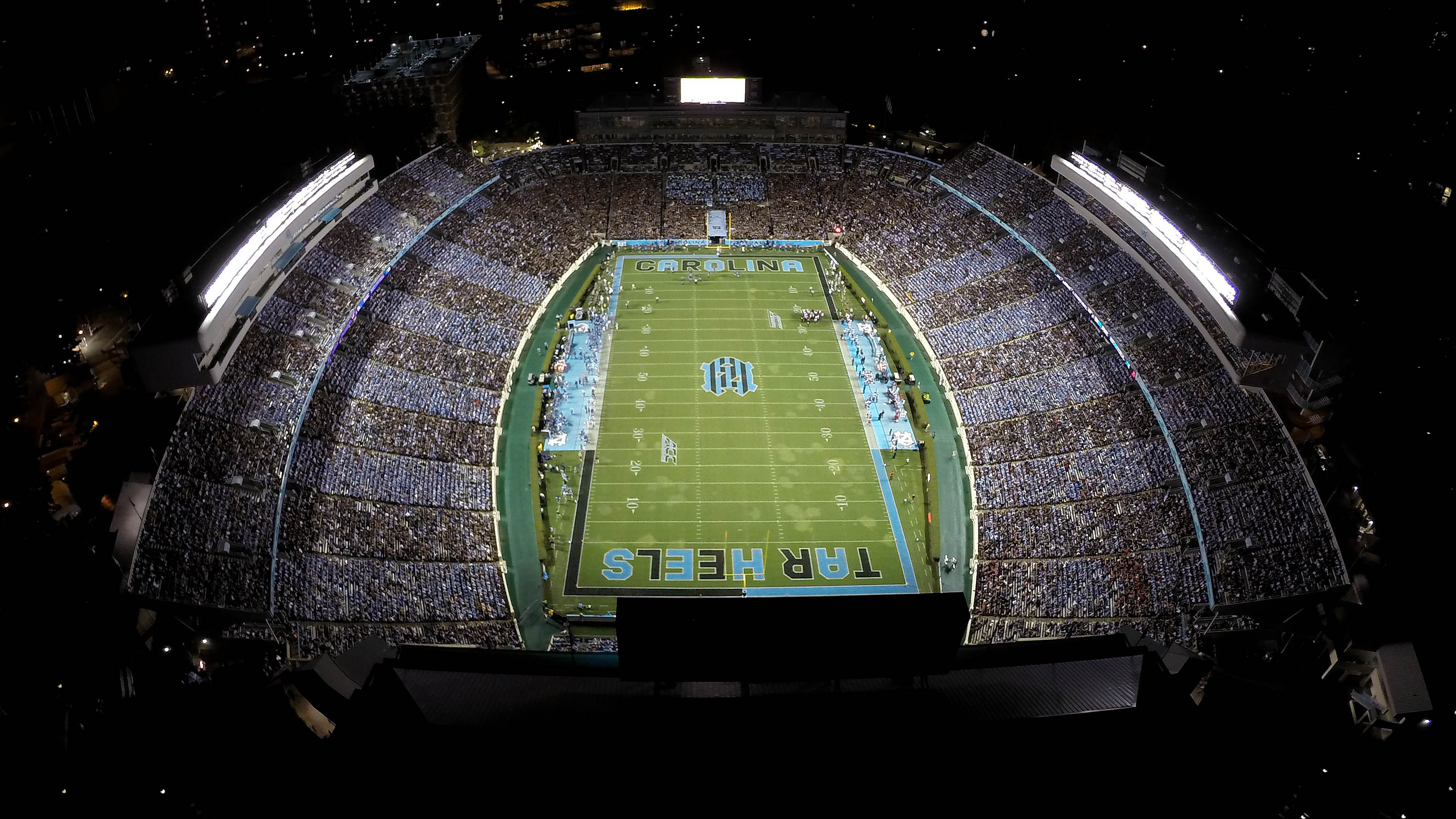 Kenan Stadium - Chapel Hill