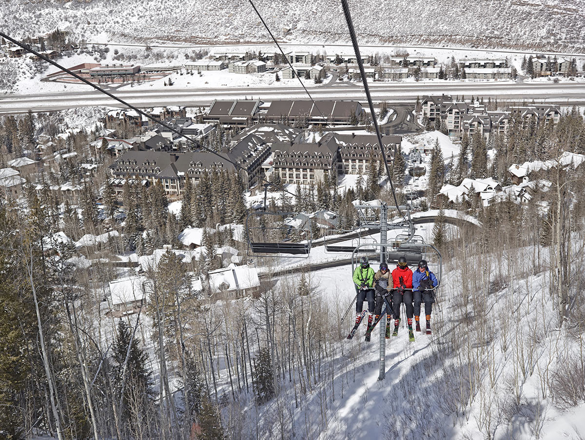 Vail Cascade, the premier ski-in/ski-out AAA Four-Diamond resort