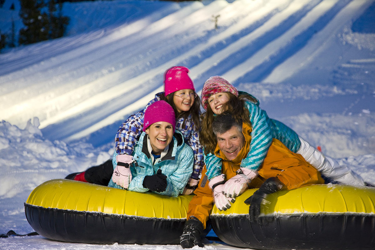 Family Fun at Adventure Ridge