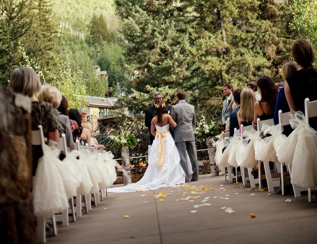 Vail Cascade Weddings