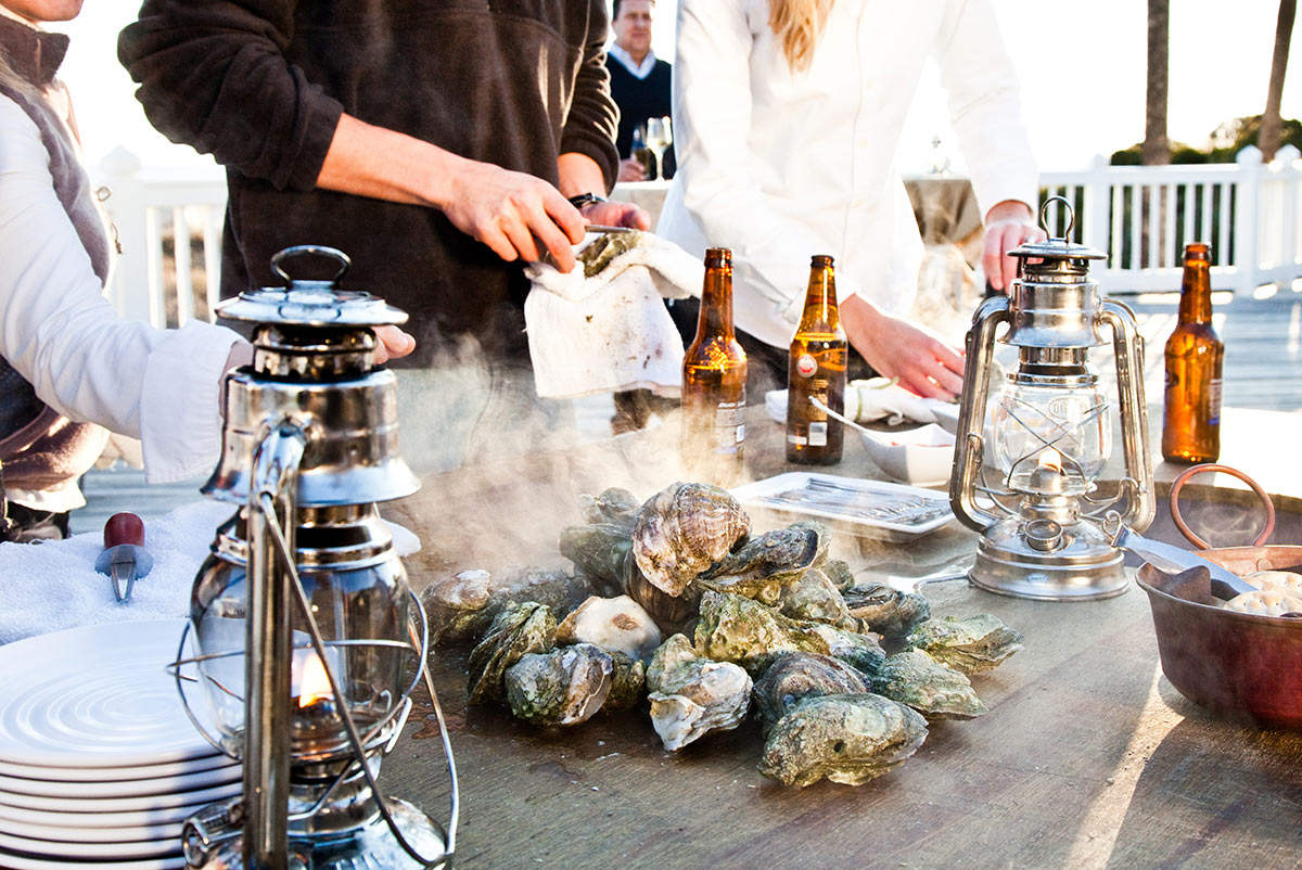 Catering Oysters