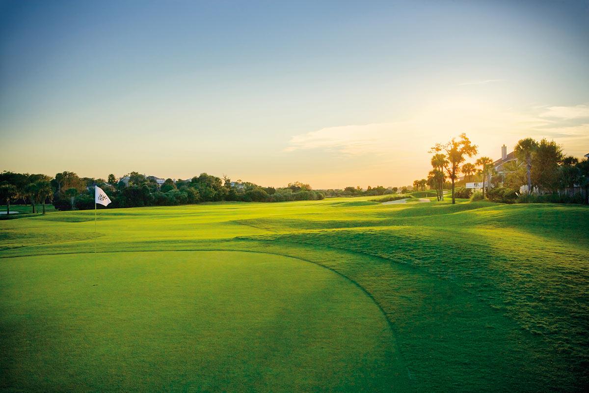 Award-winning golf at Wild Dunes Resort
