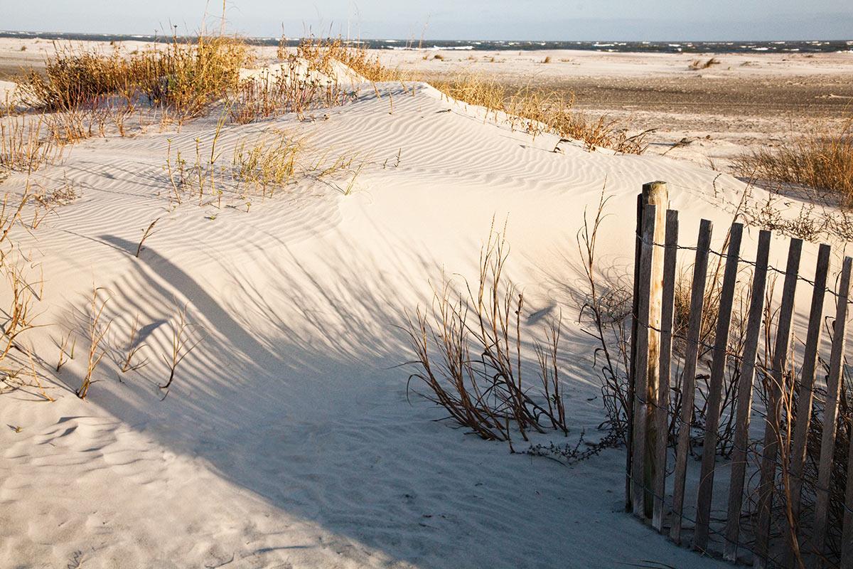 Scenic Sand Dunes